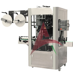 High Speed Shrink Sleeve Labeling Machine
