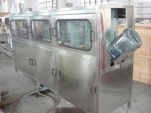 Automatic 20 Liter Jar's Rinsing Filling And Capping Machine 200-240 JH