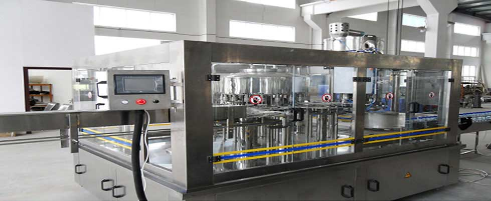 Hot Filling Juice Pet Bottling Machine Manufacturers & Exporters from India