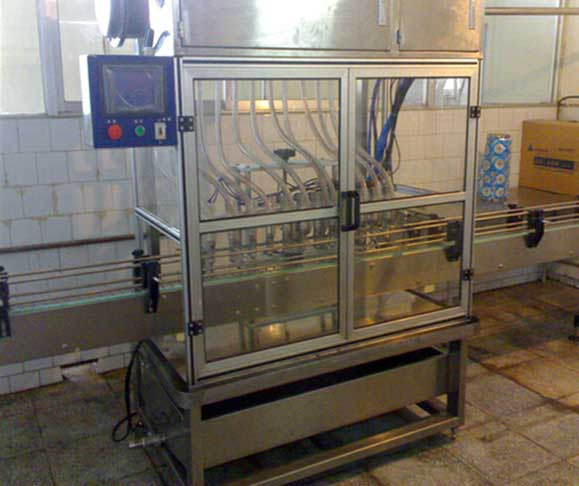Synthetic Juice Filling And Foil Sealing Machine 30 BPM Manufacturers & Exporters from India