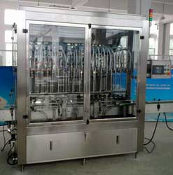Automatic Corrosive Liquid Filling Machine Manufacturers & Exporters from India