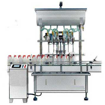 Automatic Wine Filling Machine India.