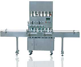 Chemical Filling Machine – 50ml to 5L