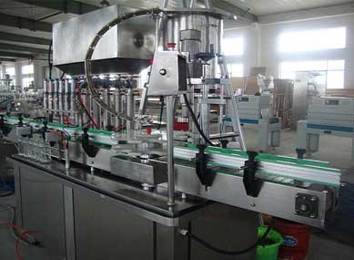 Essential Oil Filling Machine Manufacturers & Exporters from India